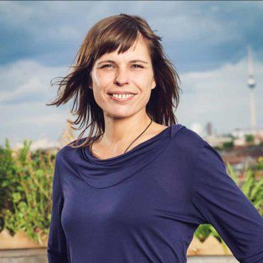 Anne Sebald Projektleiterin wirBERLIN