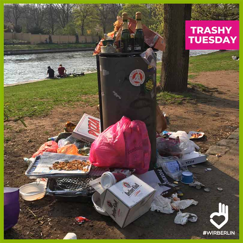 Instagram Post - Trashy Tuesday