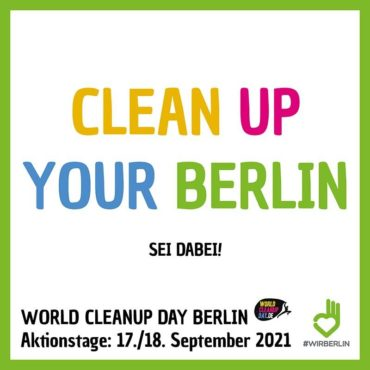 CLEAN UP YOUR BERLIN