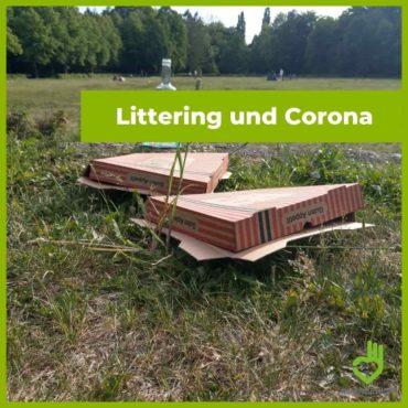Littering und Corona