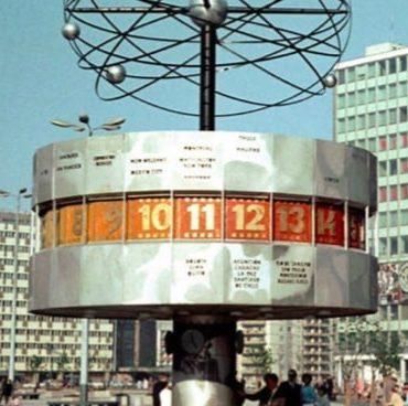Berlin Weltuhr