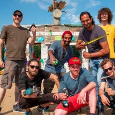 Die Künstler vom Müllburger Tor