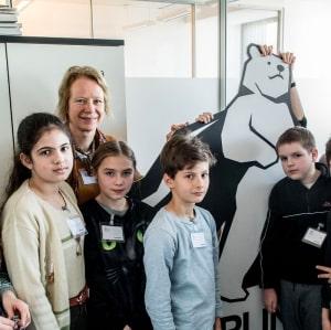 Schulklasse gewinnt und zu Besuch bei B-Z-Redaktion