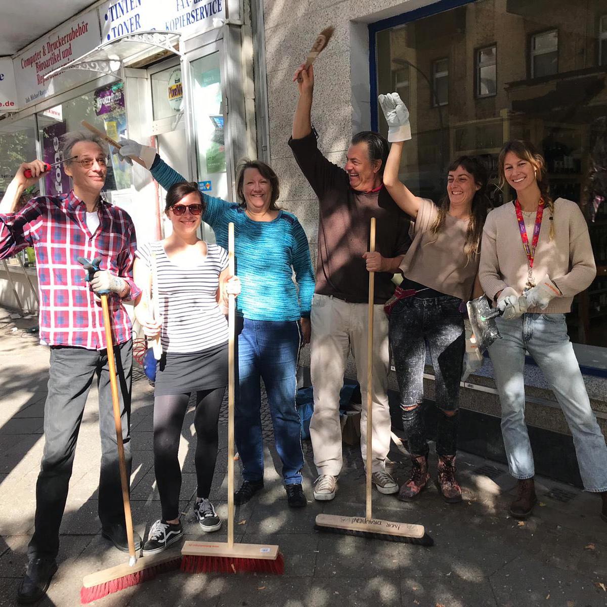Cleanup Harzer Kiez 2019 Ehrenamt