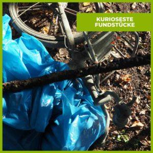Fahrrad Spree Cleanup