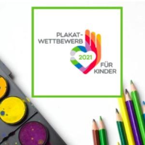 Plakatwettbewerb für Kinder in der Tageszeitung