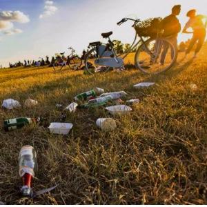 Beiträge vom rbb zum Thema Müll in Berlin