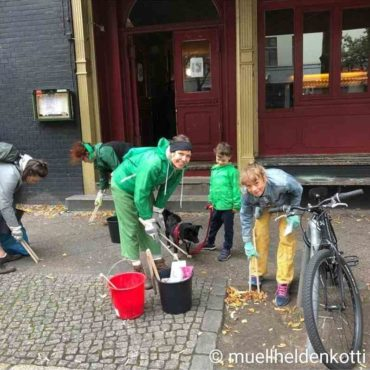 Kotti Cleanup WCD 2021