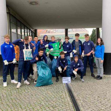 Schoenhauser Allee Arcaden WCD 2021 Cleanup