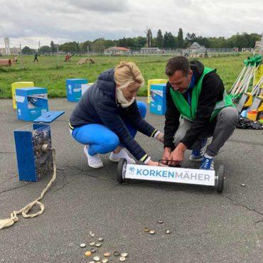 Tempelhofer Feld WCD 2021 Cleanup 2