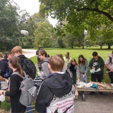 Treptower Park WCD 2021 Cleanup 2